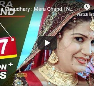 sapna choudhary dance